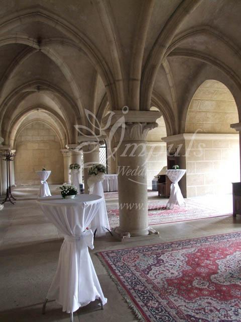 Short Reception Only Column Hall Slovakia Impuls