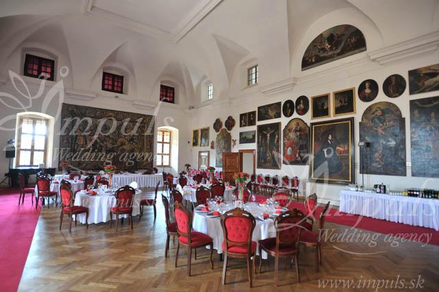 big wedding venue  u2013 hunyady hall  slovakia
