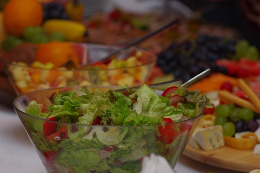 Svadobné menu - bufet